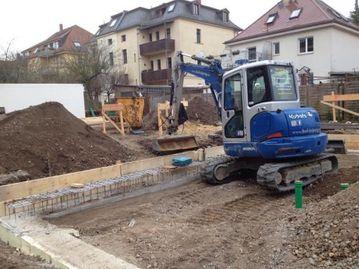 Häufig Streifenfundamente in höchster Qualität bei BSL Leipzig RQ26